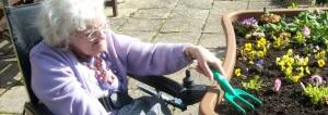 rolstoeltuinieren