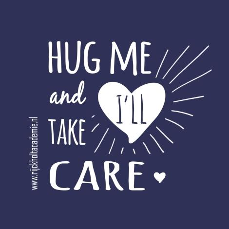 HUG LG.R (witte tekst) 10 x 10