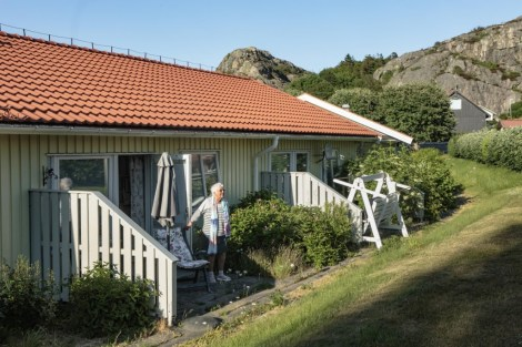 ouderen in zweden
